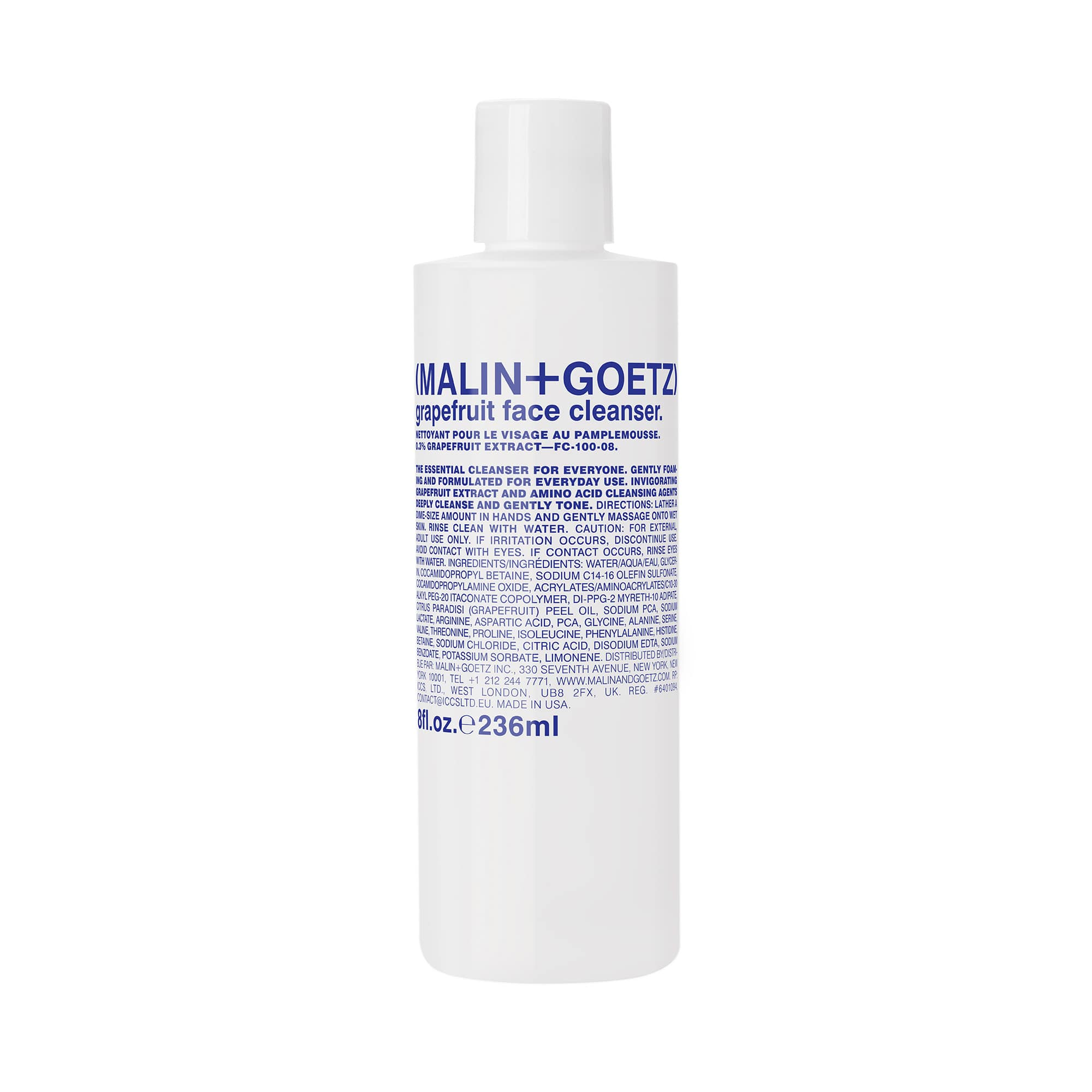Grapefruit Face Cleanser Malin+Goetz