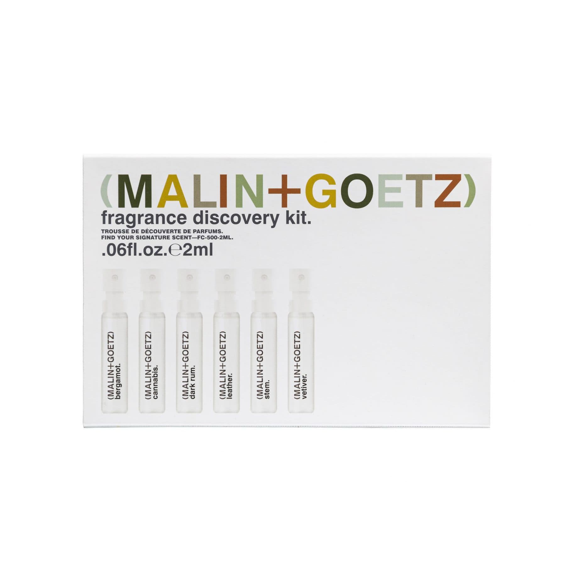 Fragnance Discovery Kit Malin+Goetz